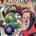 On a (re)lu… Le garçon qui collectionnait Spider-Man