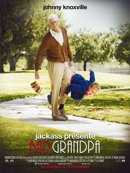 MOVIE MINI REVIEW : Bad Grandpa