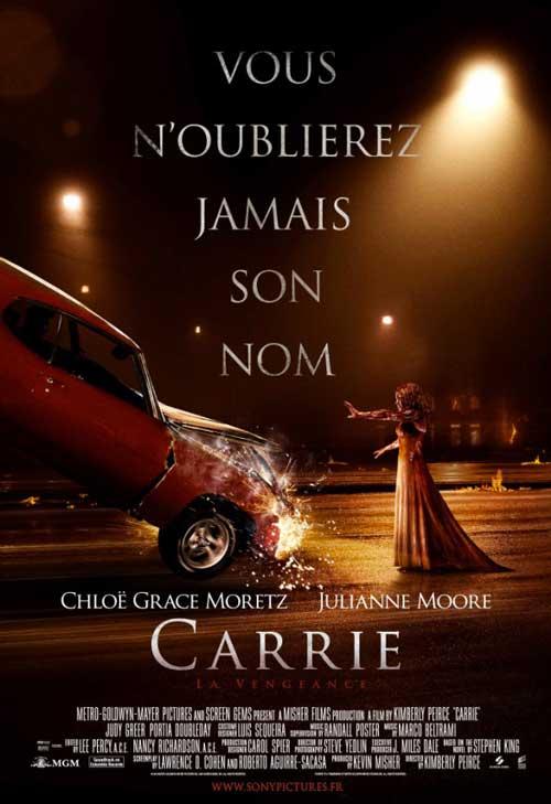 MOVIE MINI REVIEW : Carrie, La Vengeance