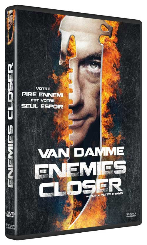 MOVIE MINI REVIEW : Enemies Closer