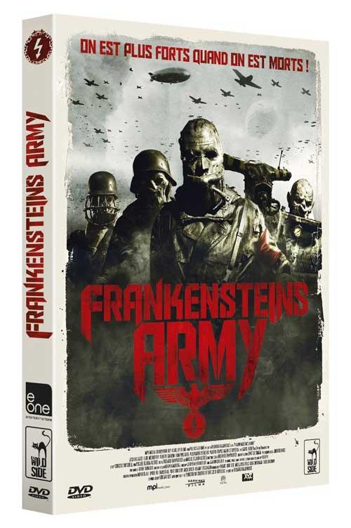 MOVIE MINI REVIEW : Frankenstein's Army
