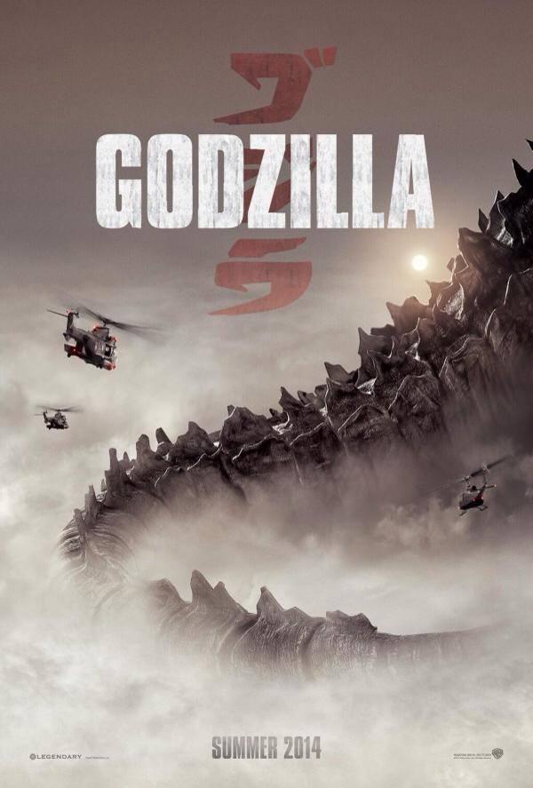 Godzilla, la bande annonce