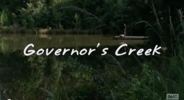 The Walking Dead sur un air de Dawson's Creek