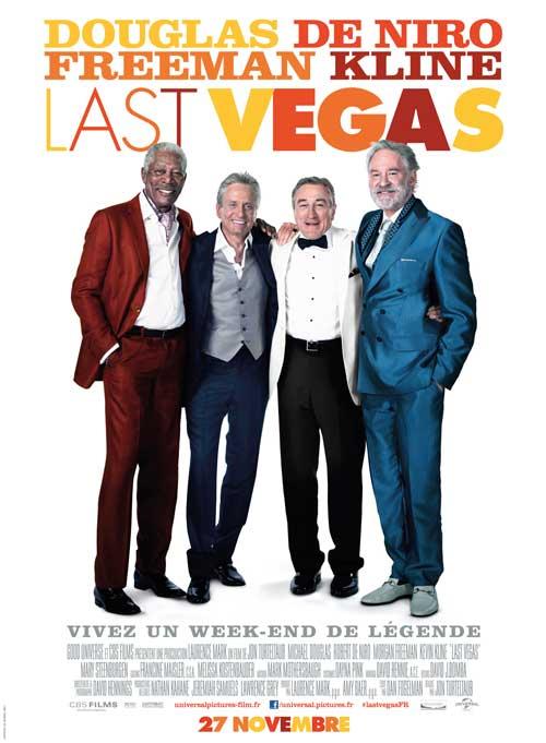 MOVIE MINI REVIEW : Last Vegas