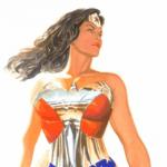 Gal Gadot est Wonder Woman dans le film Batman vs Superman