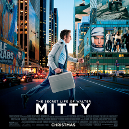 Une bande annonce magnifique de 6 mn pour La Vie Rêvée de Walter Mitty
