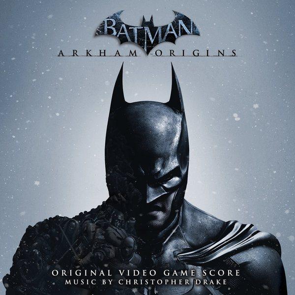 Music Mini Review : OST Batman: Arkham Origins, de Christopher Drake (WaterTower Music)