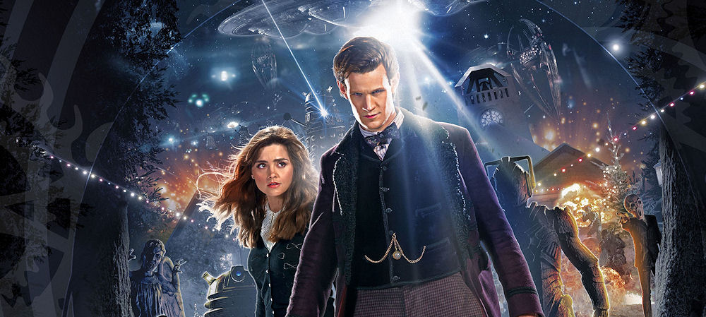 DOCTOR WHO 7×16 – The Time of the Doctor (Critique de l'épisode)