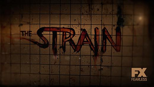 Première vidéo virale pour The Strain, la série de Guillermo del Toro