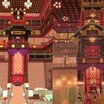 Quand l'univers d'Hayao Miyazaki rencontre celui de Minecraft