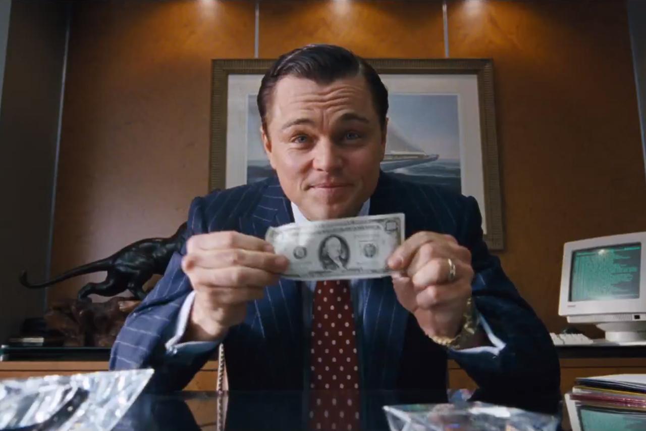 11 minutes dans les coulisses du Loup de Wall Street