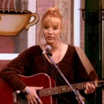 Top 10 des meilleures chansons de Phoebe Buffay (par whisperintherain)