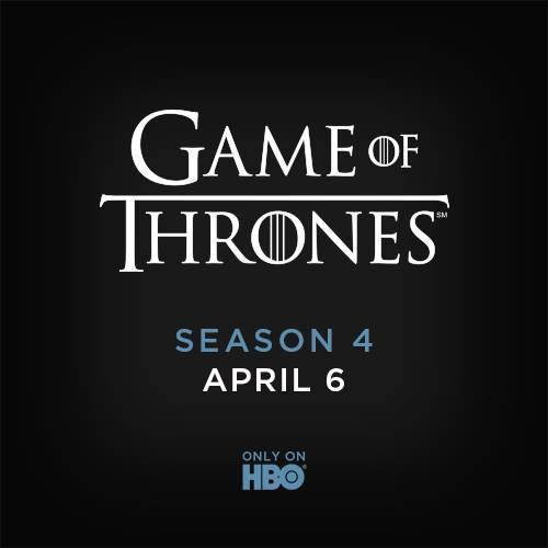 Game of Thrones saison 4 : le premier trailer est en ligne !