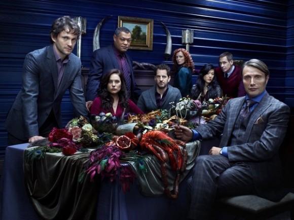 Court teaser pour la saison 2 de Hannibal
