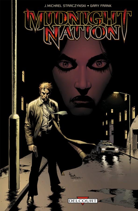On a lu… Midnight Nation de Joe Michael Straczynski et Gary Frank