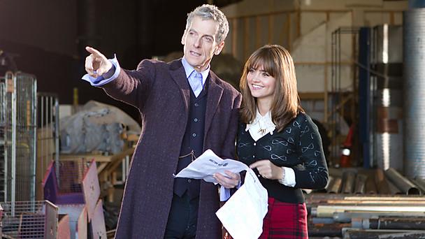 Une première photo de la saison 8 de DoctorWho