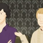 Ne regardez pas vos séries avec Sherlock !