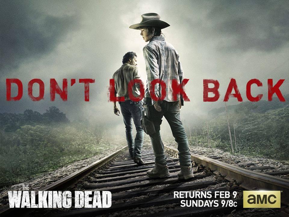The Walking Dead : nouveau teaser pour la deuxième partie de la saison 4 !