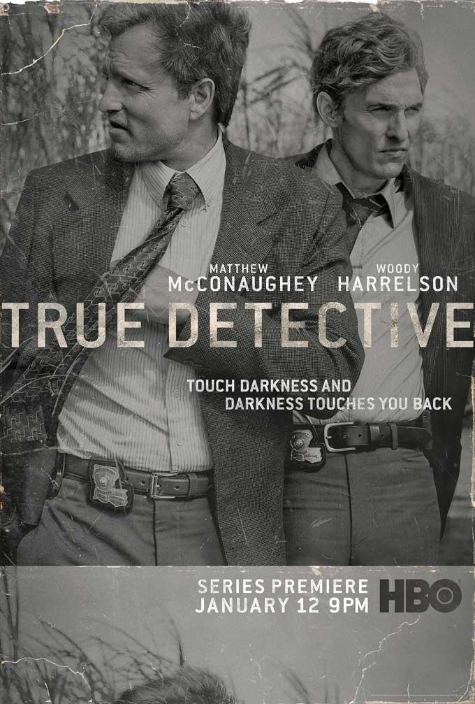Un nouveau trailer pour True Detective