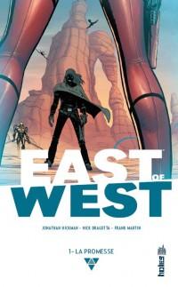 On a lu… East of West – Tome 1 par Jonathan Hickman et Nick Dragotta