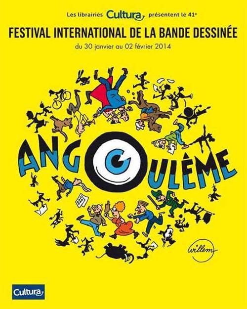 Et le palmarès d'Angoulême 2014 est…