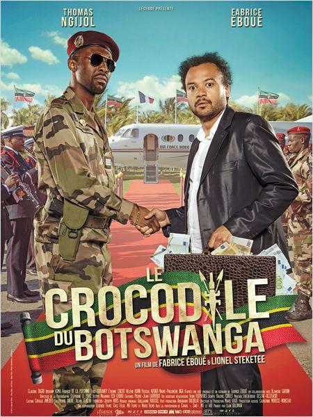République nanardière (critique du Crocodile du Botswanga)