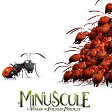 MOVIE MINI REVIEW : Minuscule – La vallée des fourmis perdues