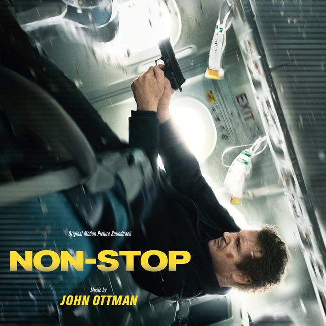 Music Mini Review : OST Non-Stop, de John Ottman (Varese Sarabande)