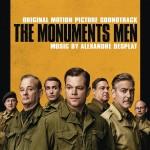 Music Mini Review : OST The Monuments Men, d'Alexandre Desplat (Sony Classical)