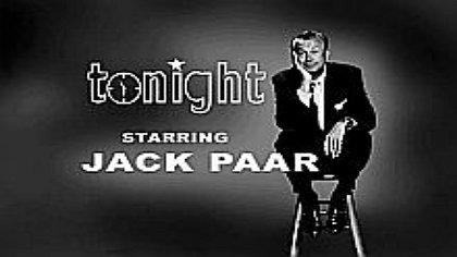 Histoire du Tonight Show : les débuts avec Steve Allen et Jack Parr