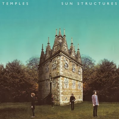 Music Mini Review : Temples, Sun Structures (Heavenly/Pias Cooperative)