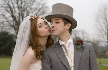 Votez pour le couple le plus soudé de la télé : #2 Amy et Rory (Doctor Who)