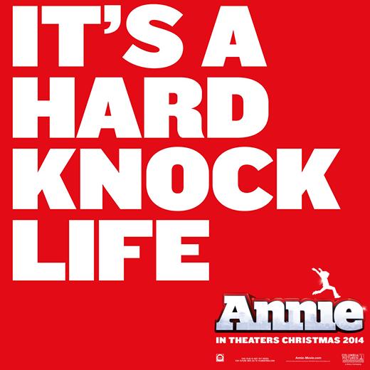 Un premier trailer pour la nouvelle adaptation ciné de la comédie musicale «Annie»