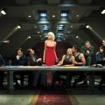 Découvrir… Battlestar Galactica (après tout le monde) par Stéphane Chéreau