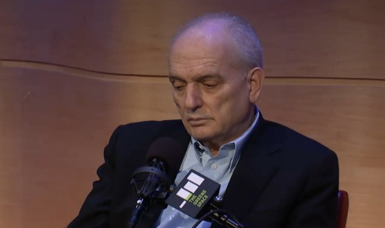 On a vu… David Chase (The Soprano) dans une conférence