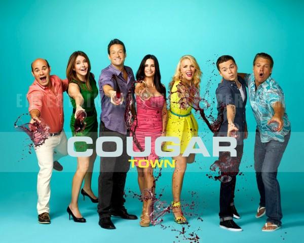 Le casting de Cougar Town (ABC puis TBS)