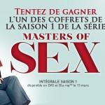 [Concours] Masters of Sex, saison 1 (en Blu-Ray)