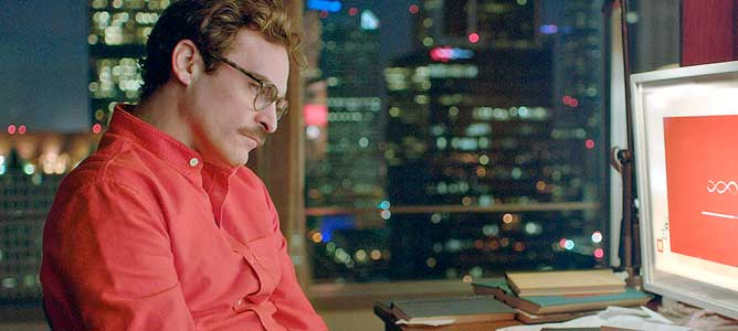 MOVIE MINI REVIEW : Her