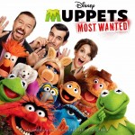 Music Mini Review : Muppets Most Wanted OST (Walt Disney Records)
