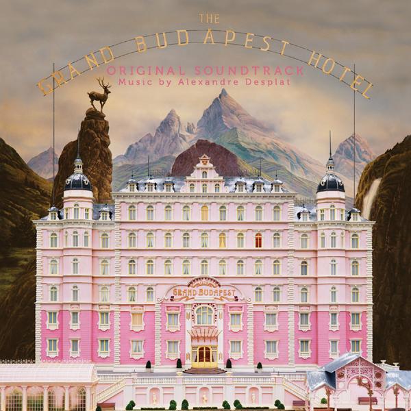 Music Mini Review : OST The Grand Budapest Hotel, d'Alexandre Desplat