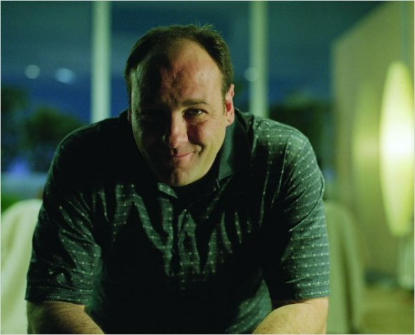 Tony Soprano (James Gandolfini). Photo HBO