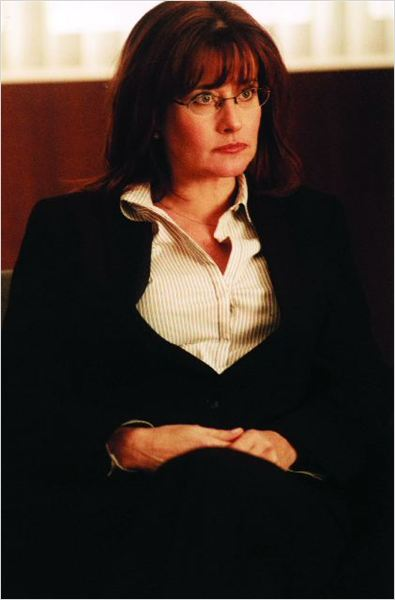 Le docteur Melfi. Photo HBO