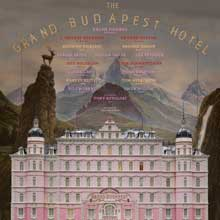 MOVIE MINI REVIEW : The Grand Budapest Hotel