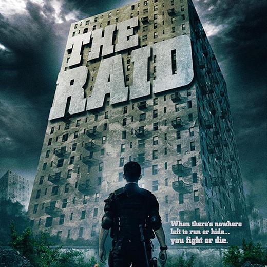 The Raid Remake US