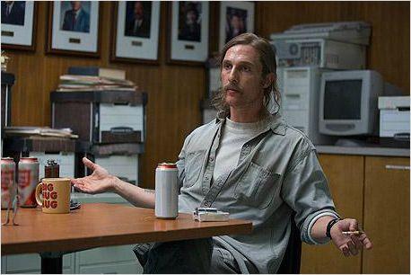 Rust Cohle, en 2012. Photo HBO