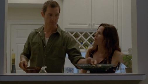 Scène coupée dans True Detective : comment Rust et Lori ont rompu