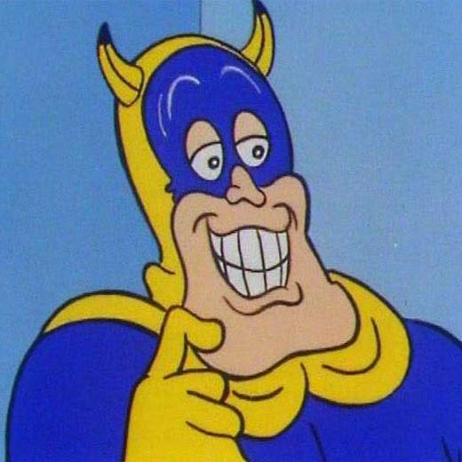 Adaptation sur grand écran du dessin animé «Bananaman»: non, ce n'est pas une blague
