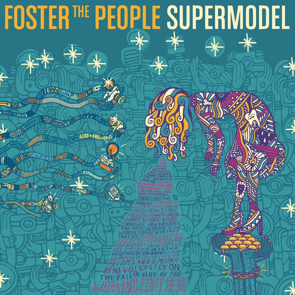 Music Mini Review: Foster the People – Supermodel (Columbia)