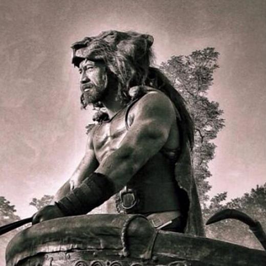 Un poster pour Hercules de Brett Ratner
