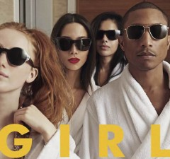 Music Mini Review : Pharrell, G I R L (Columbia Records)